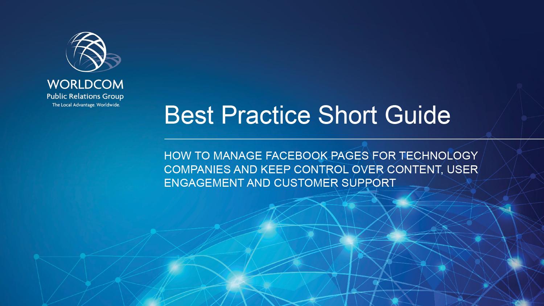 facebook pages best practice